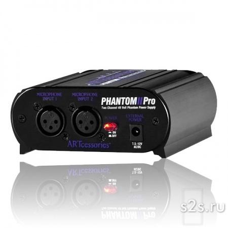 Приборы обработки звука ART PHANTOM II Pro