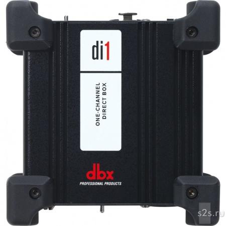 Приборы обработки звука DBX DI1
