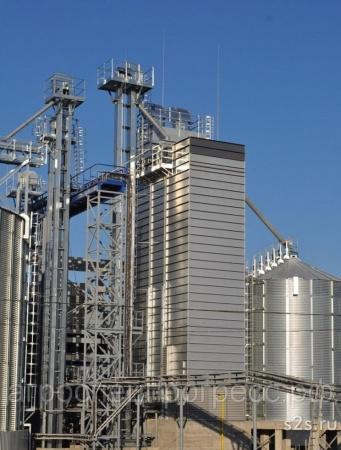 Энергосберегающая зерносушилка Strahl 4500 FR