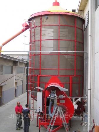 Мобильная зерносушилка FRATELLI PЕDROTTI 75м3