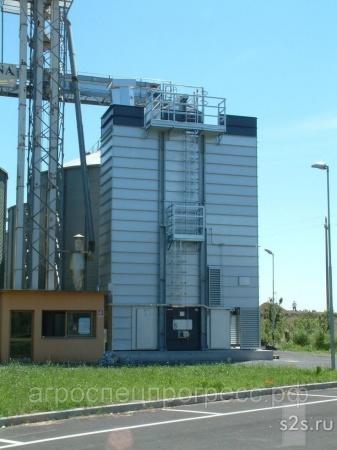 Энергосберегающая зерносушилка Strahl 1600 FR