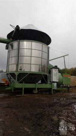Стационарная зерносушилка Agrimec AS2250