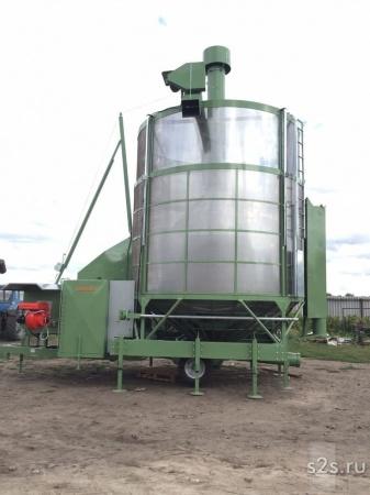 Зерносушилка Agrimec AS2250
