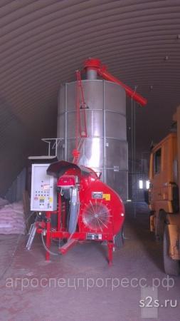 Мобильная зерносушилка FRATELLI PЕDROTTI 40м3