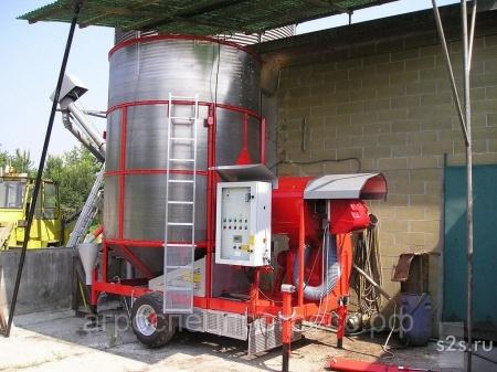 Мобильная зерносушилка FRATELLI PЕDROTTI 34м3
