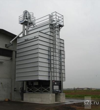Циклическая зерносушилка STRAHL 225 AR