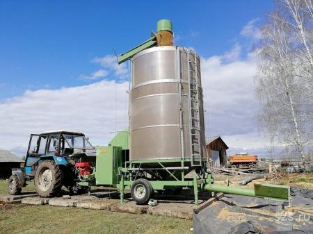 Зерносушилка Agrimec AS900