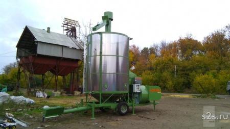 Зерносушилка AGRIMEC AS900 - 15м3
