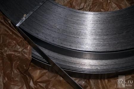 Лента пружинная 100 мм 60С2А ГОСТ 2283-79