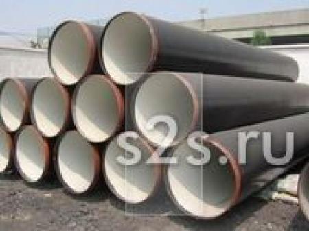 Труба магистральная 530 мм x11 10Г2Б ГОСТ 20295-85 сварная