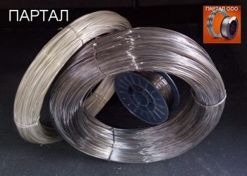 Проволока сварочная ПАНЧ-11 для ремонтной сварки чугуна